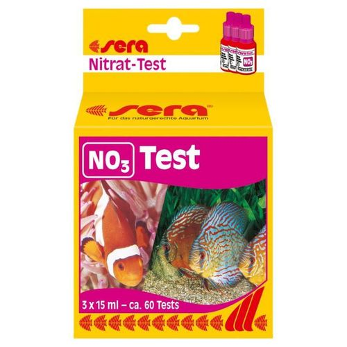sera Nitrat-Test (NO3 - Test)