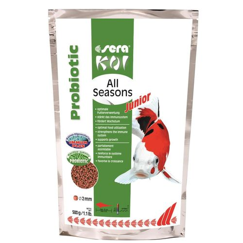 sera Koi Junior All Seasons Probiotic - 500 g
