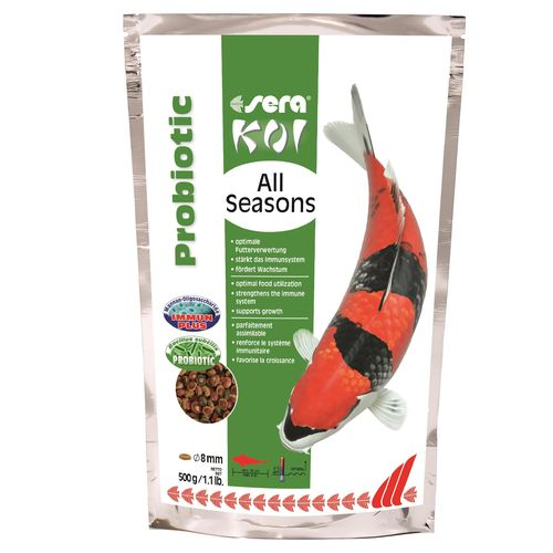 sera Koi All Seasons Probiotic - 500 g