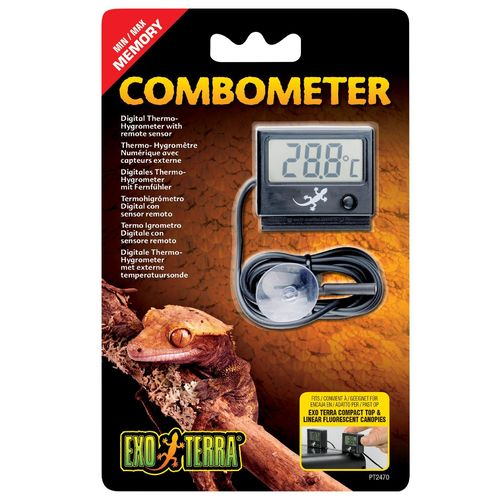 Digitales Thermometer & Hygrometer Kombination / Combometer