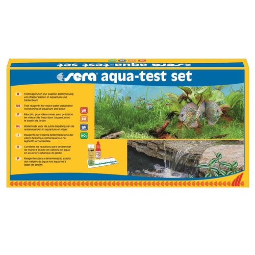 sera aqua-test set , Wassertest,