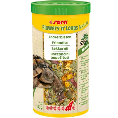 1 Liter Dose sera Flowers'n'Loops Nature